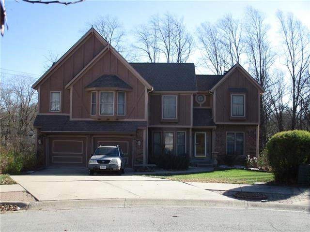 4103 NW 63rd Place, Kansas City, MO 64151 (#2253131) :: House of Couse Group
