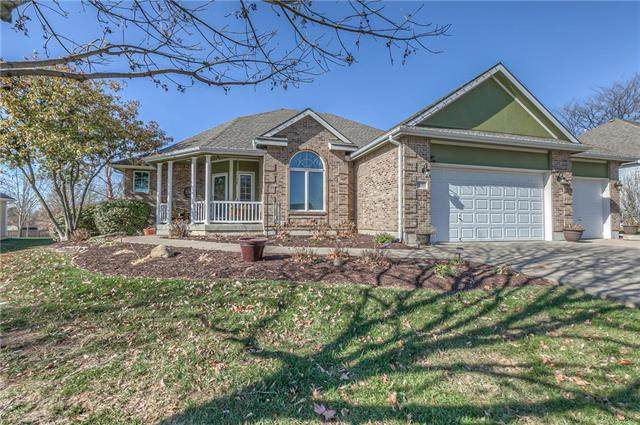 18383 155th Street, Basehor, KS 66007 (#2253188) :: House of Couse Group