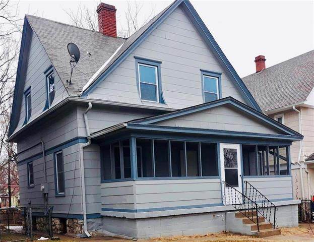 2729 Brooklyn Avenue, Kansas City, MO 64109 (#2253257) :: House of Couse Group