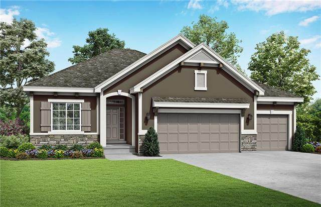 1414 SW Georgetown Drive, Lee's Summit, MO 64082 (#2253509) :: House of Couse Group