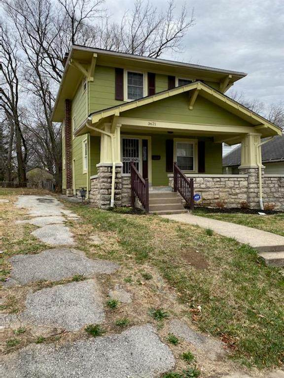 3621 Bales Avenue, Kansas City, MO 64128 (#2254629) :: The Shannon Lyon Group - ReeceNichols
