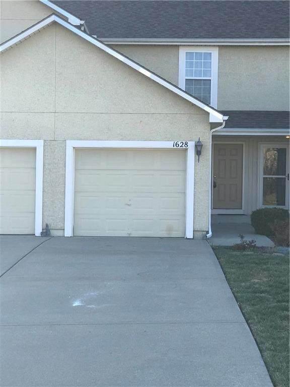 1628 N 128th Street, Kansas City, KS 66109 (#2254768) :: House of Couse Group