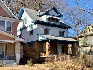 3012 College Avenue, Kansas City, MO 64128 (#2255010) :: House of Couse Group