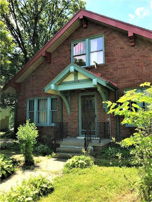 1036 Kearney Street, Atchison, KS 66002 (#2255081) :: Ron Henderson & Associates