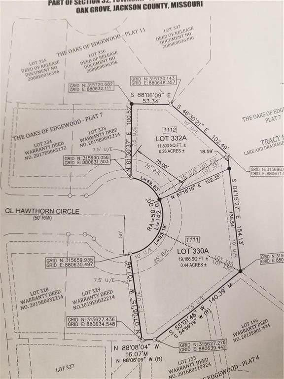 1111 SW Hawthorne Circle, Oak Grove, MO 64075 (#2255103) :: Team Real Estate