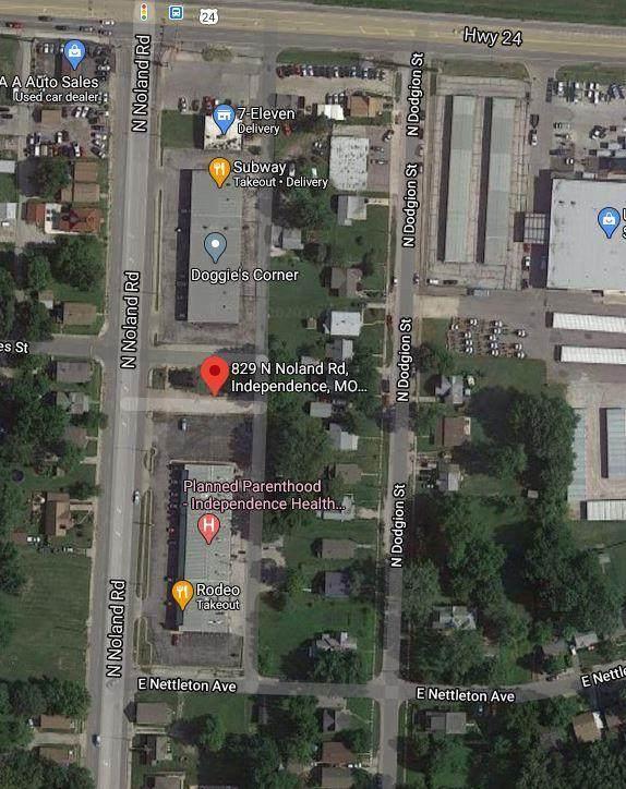 829 N Noland Road, Independence, MO 64050 (#2255690) :: The Kedish Group at Keller Williams Realty