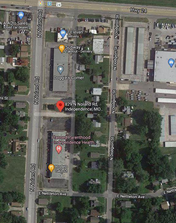 829 N Noland Road, Independence, MO 64050 (#2255690) :: Beginnings KC Team