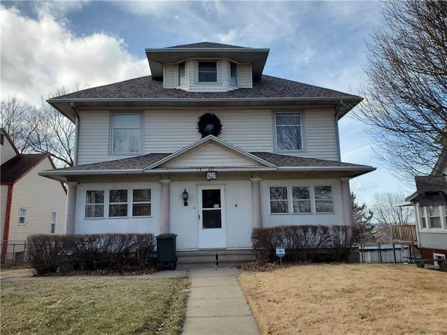 622 S 13th Street, St Joseph, MO 64501 (#2256204) :: Ron Henderson & Associates