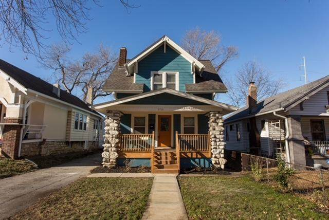 5710 Forest Avenue, Kansas City, MO 64110 (#2257006) :: Ask Cathy Marketing Group, LLC