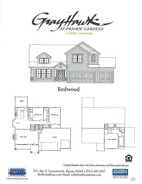 16019 Glenview Street, Basehor, KS 66007 (#2257516) :: Eric Craig Real Estate Team