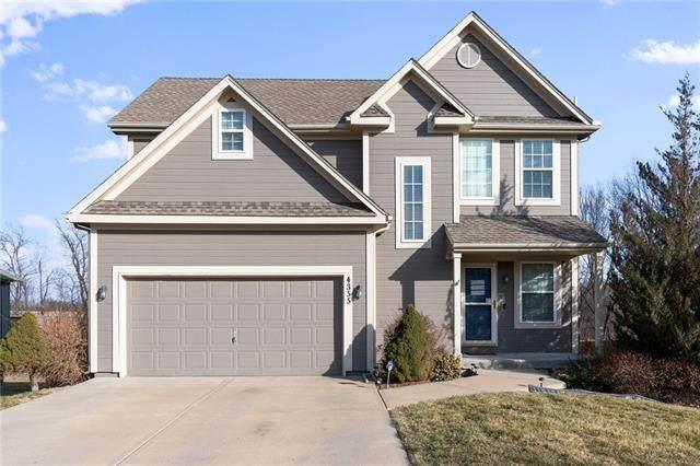 4355 N 121st Terrace, Kansas City, KS 66109 (#2257641) :: House of Couse Group