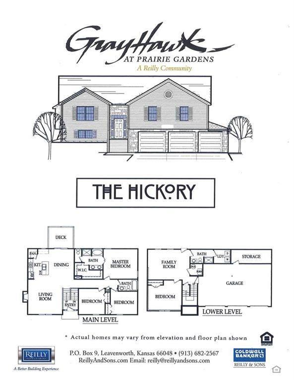16020 Glenview Street, Basehor, KS 66007 (#2257717) :: Eric Craig Real Estate Team