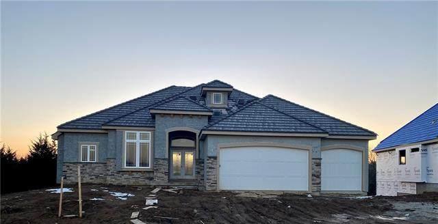 5802 N Lucerne Avenue, Kansas City, MO 64151 (#2258380) :: Five-Star Homes