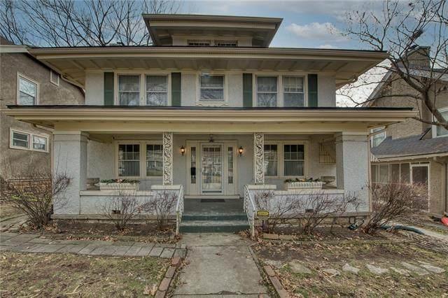 829 W 71st Terrace, Kansas City, MO 64114 (#2258726) :: Audra Heller and Associates