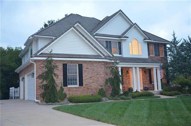 8135 Clearwater Drive, Parkville, MO 64152 (#2258737) :: Team Real Estate