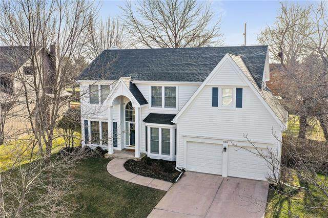 5313 W 158th Place, Overland Park, KS 66224 (#2258915) :: Ask Cathy Marketing Group, LLC
