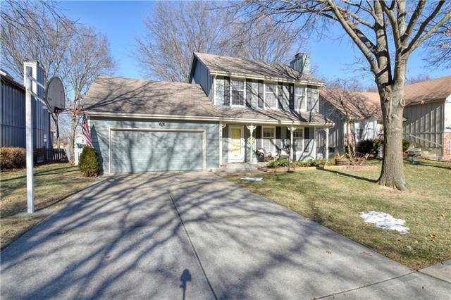 16102 W 125th Street, Olathe, KS 66062 (#2259056) :: House of Couse Group