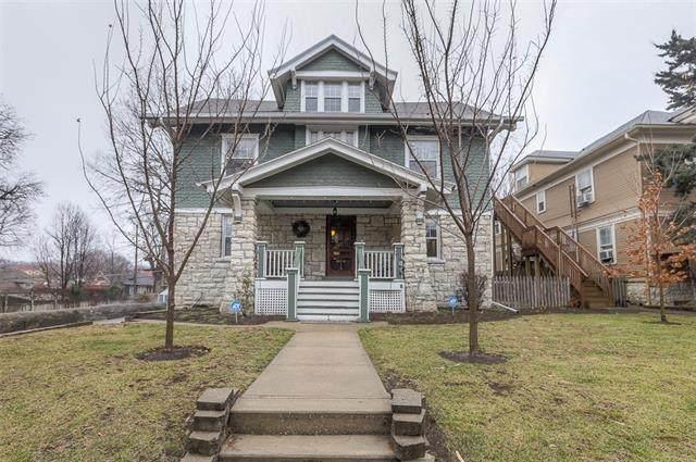 3741 Walnut Street, Kansas City, MO 64111 (#2259234) :: The Rucker Group