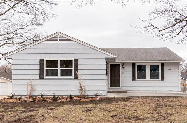 1708 S 4th Street, Platte City, MO 64079 (#2259267) :: Ron Henderson & Associates