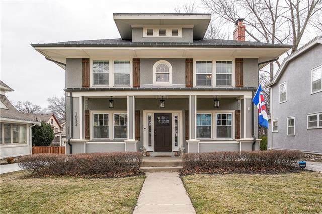 1032 W 71ST Terrace, Kansas City, MO 64114 (#2301588) :: Ron Henderson & Associates