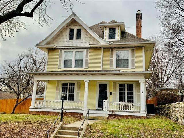 418 N 24TH Street, St Joseph, MO 64501 (#2301744) :: Eric Craig Real Estate Team