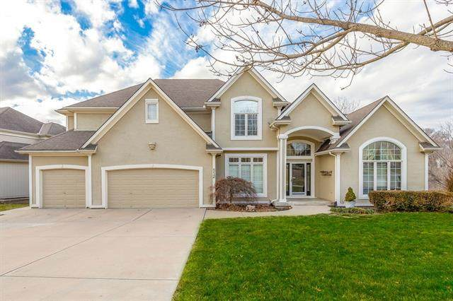 512 NW Highcliffe Drive, Lee's Summit, MO 64081 (#2301856) :: Team Real Estate