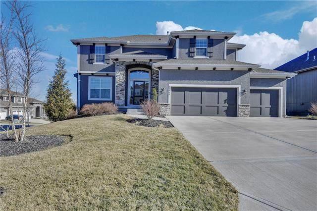 23460 W 123rd Terrace, Olathe, KS 66061 (#2301874) :: House of Couse Group