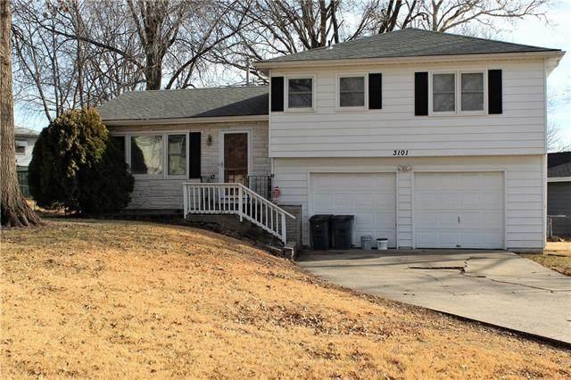 3101 S 53rd Terrace, Kansas City, KS 66106 (#2301906) :: House of Couse Group