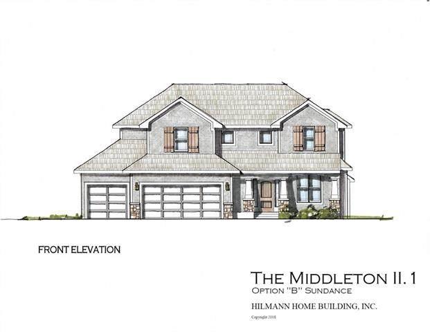 11386 S Zarda Drive, Olathe, KS 66061 (#2301952) :: Eric Craig Real Estate Team