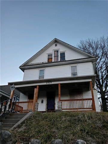 1415 N 2nd Street, St Joseph, MO 64505 (#2301985) :: Ron Henderson & Associates