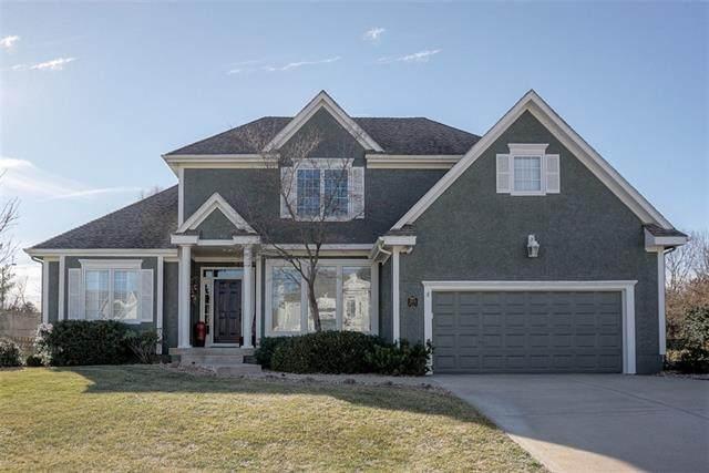 2409 SW Winterwood Court, Lee's Summit, MO 64081 (#2302146) :: Team Real Estate