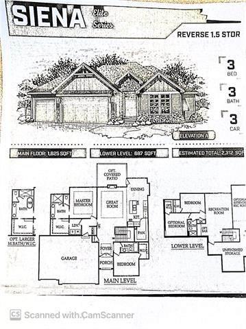 16641 S Lichtenauer Drive, Olathe, KS 66062 (#2302303) :: Eric Craig Real Estate Team