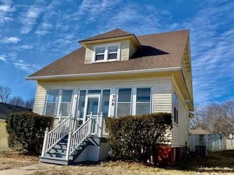 508 N 29th Street, St Joseph, MO 64501 (#2302315) :: Ron Henderson & Associates