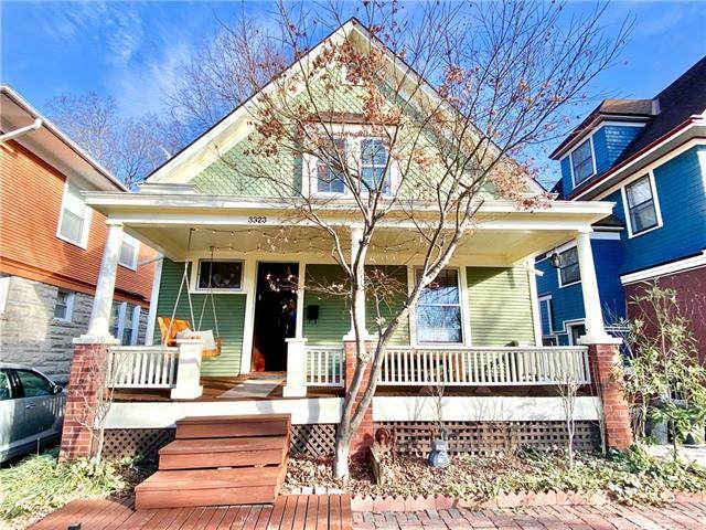 3323 Charlotte Street, Kansas City, MO 64109 (#2302426) :: Team Real Estate