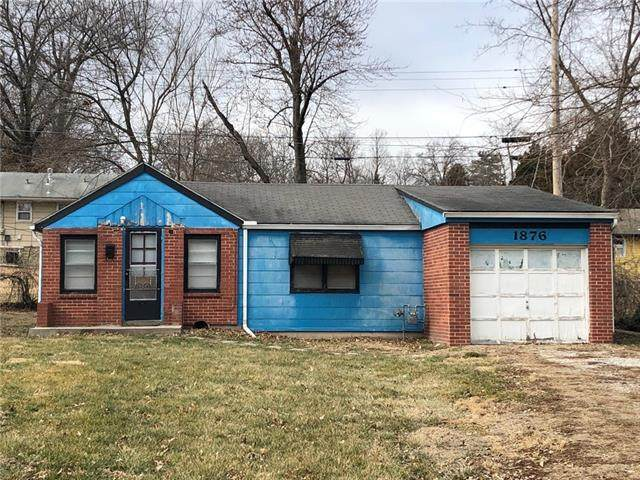1876 N 37th Street, Kansas City, KS 66102 (#2302458) :: Team Real Estate