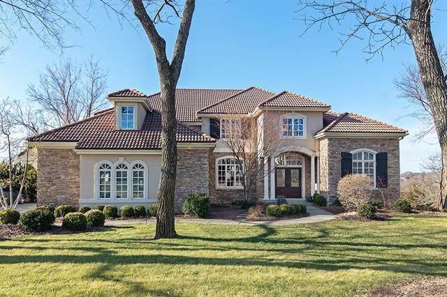 1732 Lake Alvamar Drive, Lawrence, KS 66047 (#2302459) :: Five-Star Homes