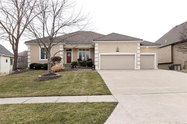 16210 Cambridge Drive, Stilwell, KS 66085 (#2302614) :: Audra Heller and Associates