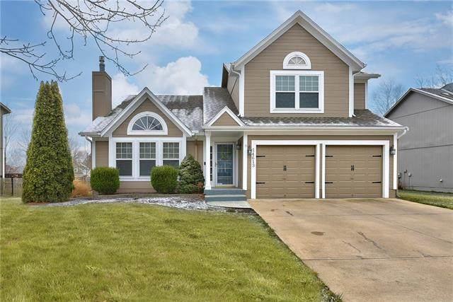 14613 W 152nd Street, Olathe, KS 66062 (#2302818) :: House of Couse Group