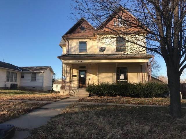 216 E 10th Street, Horton, KS 66439 (#2303310) :: Ask Cathy Marketing Group, LLC
