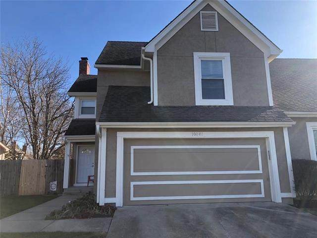 10841 W 115th Place, Overland Park, KS 66210 (#2303473) :: Austin Home Team