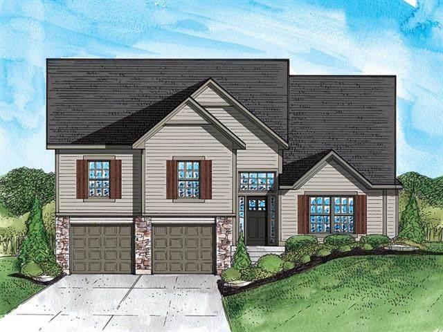 1289 NW Hickorywood Court, Grain Valley, MO 64029 (#2303932) :: Austin Home Team