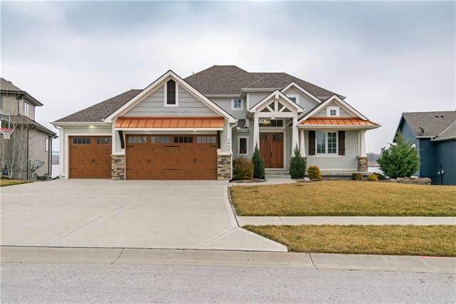 1409 Kensington Lane, Raymore, MO 64083 (#2304198) :: Five-Star Homes