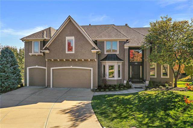 14425 Maple Street, Overland Park, KS 66223 (#2304336) :: Ron Henderson & Associates