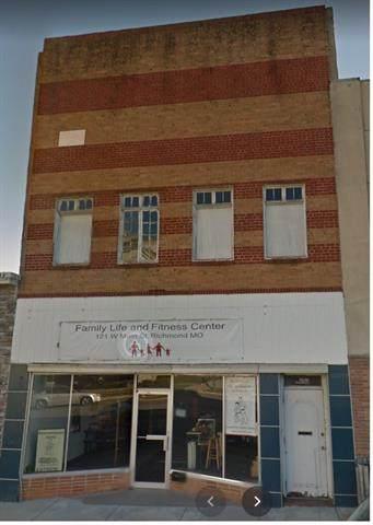 121 W Main Street, Richmond, MO 64085 (#2304775) :: Beginnings KC Team