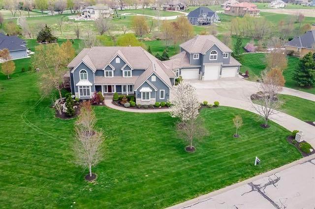 6852 W 188th Street, Stilwell, KS 66085 (MLS #2305365) :: Stone & Story Real Estate Group