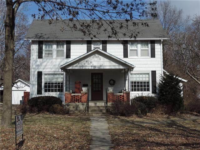 503 Grover Street, Warrensburg, MO 64093 (#2305483) :: Team Real Estate