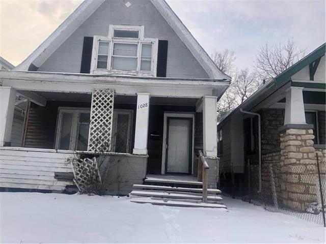 1028 Bennington Avenue, Kansas City, MO 64126 (#2305493) :: Team Real Estate