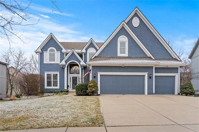 11941 W 132nd Street, Overland Park, KS 66213 (#2305510) :: Team Real Estate