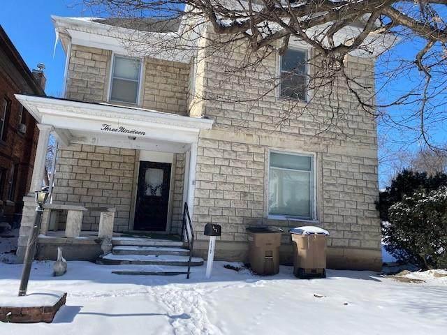 319 N 10th Street, Atchison, KS 66002 (#2305616) :: The Kedish Group at Keller Williams Realty