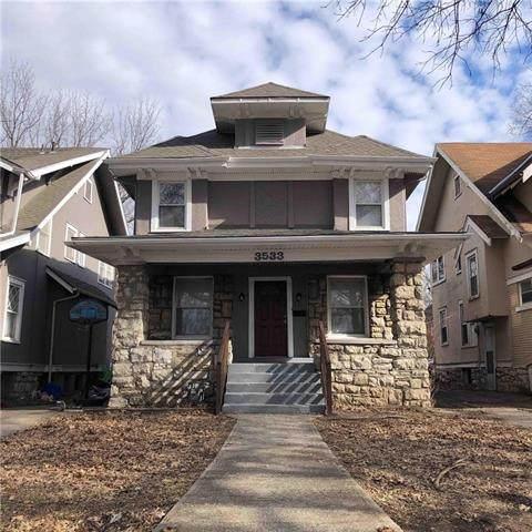 3533 Benton Boulevard, Kansas City, MO 64128 (#2305759) :: Eric Craig Real Estate Team